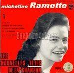 micheline ramette, une chanteuse française plutôt jazz des années 1960 avec toujours cette volonté de faire mieux