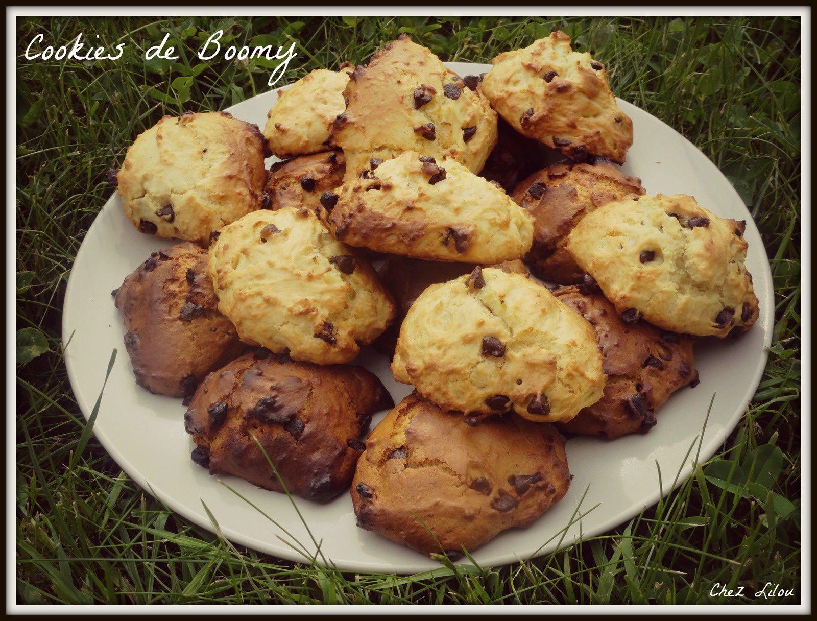 Cookies de Boomy