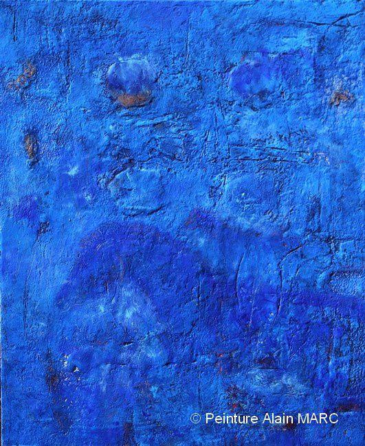 Les chevaux bleus de Gavarnie, 3e et dernière partie de la nouvelle étape du voyage du bleu.