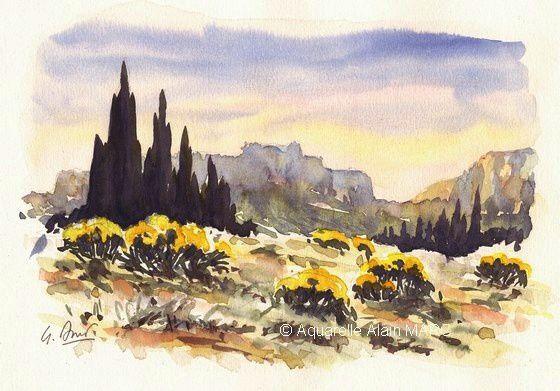 Alpilles, Sainte-Victoire, Luberon : le soleil est partout !