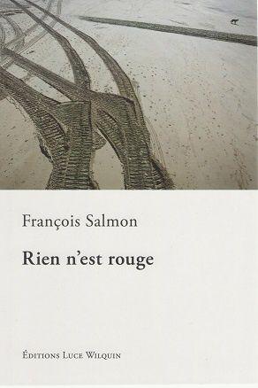 &quot&#x3B;Rien n'est rouge&quot&#x3B; de François Salmon