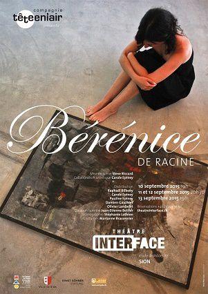 Bérénice de Racine, au Théâtre Interface, à Sion