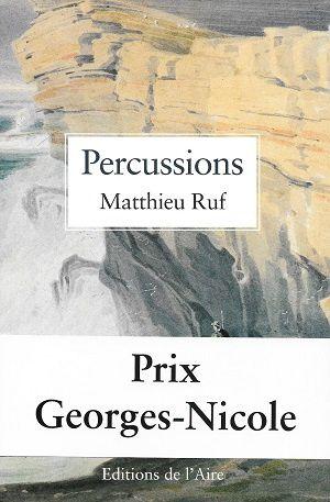 Percussions, de Matthieu Ruf