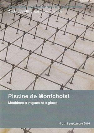 La Piscine de Montchoisi à Lausanne: un monument d'importance régionale