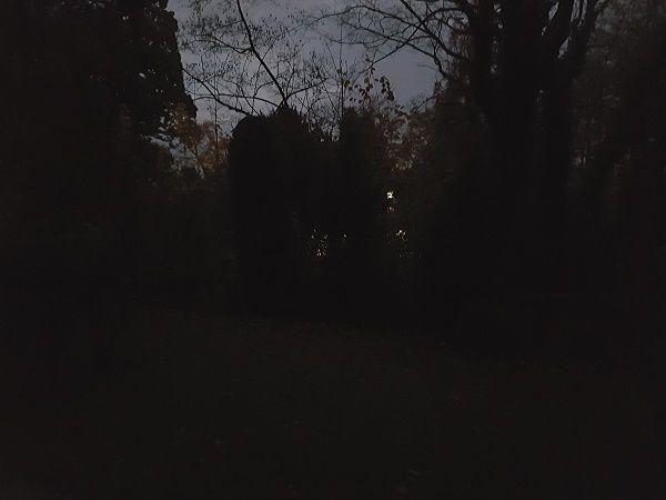 La nuit obscure