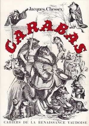Carabas, de Jacques Chessex