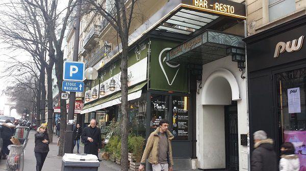 The Place To..., avenue de Wagram à Paris