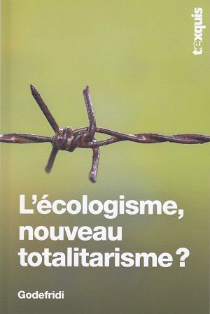 Les manipulations écologiques, un dîner débat avec Drieu Godefridi, à Saint-Paul-lès-Dax