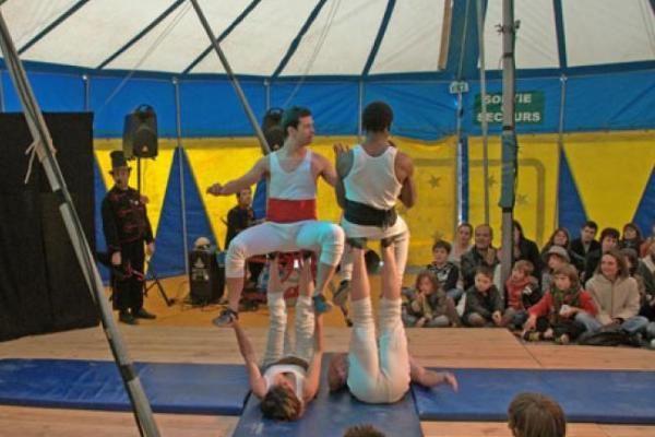 Un festival de cirque pas comme les autres