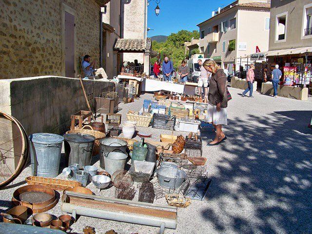 Antiquités au coeur du village