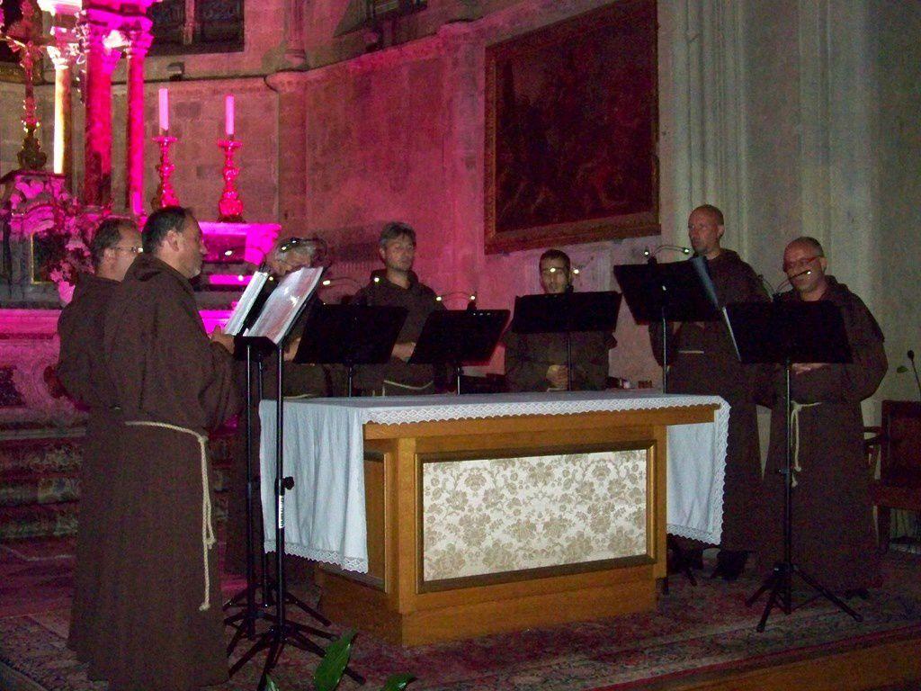 Grand succès pour le concert Grégorian