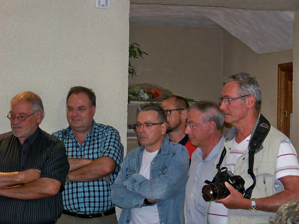 Sept membres d'associations à l'honneur