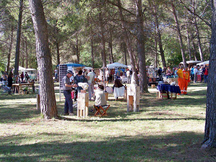 Festival réussi sous le cèdre du château