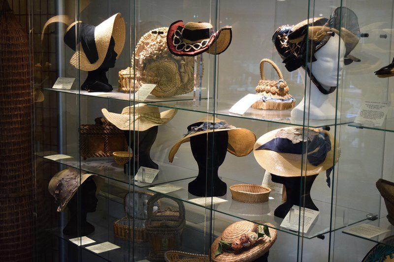 Visite au musée de la vannerie