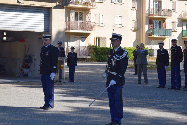 Un nouveau lieutenant pour la gendarmerie