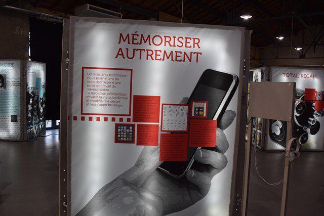 Nos mémoires et nos souvenirs