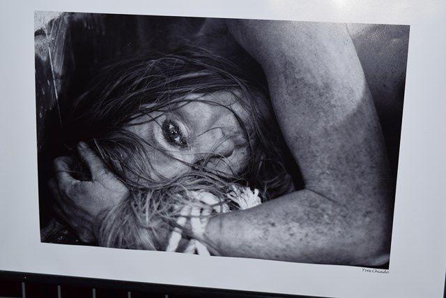 Une exposition pour dénoncer les violences faites aux femmes