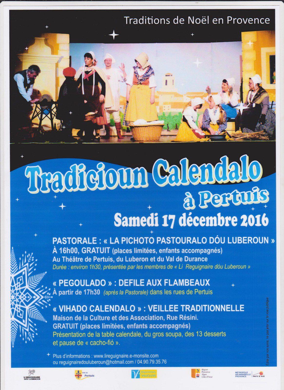 Traditions de Noël en Provence