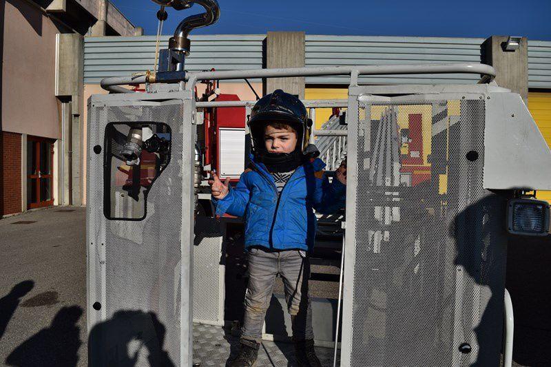 Les pompiers en grève participaient au téléthon