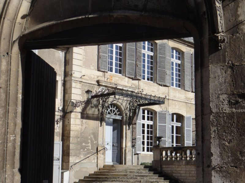 Bourges (fin)