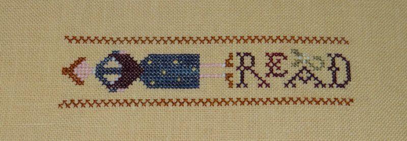 Summer Stitching