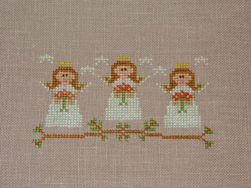 Angels (brodons Noël)