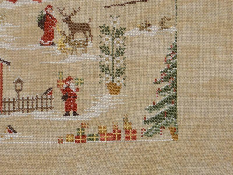 Christmas Village fin!