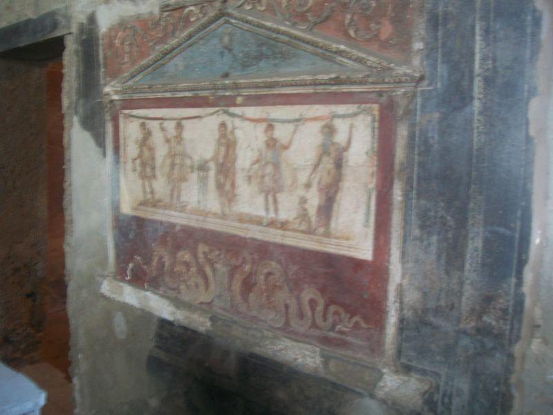 Paestum et Pompéi