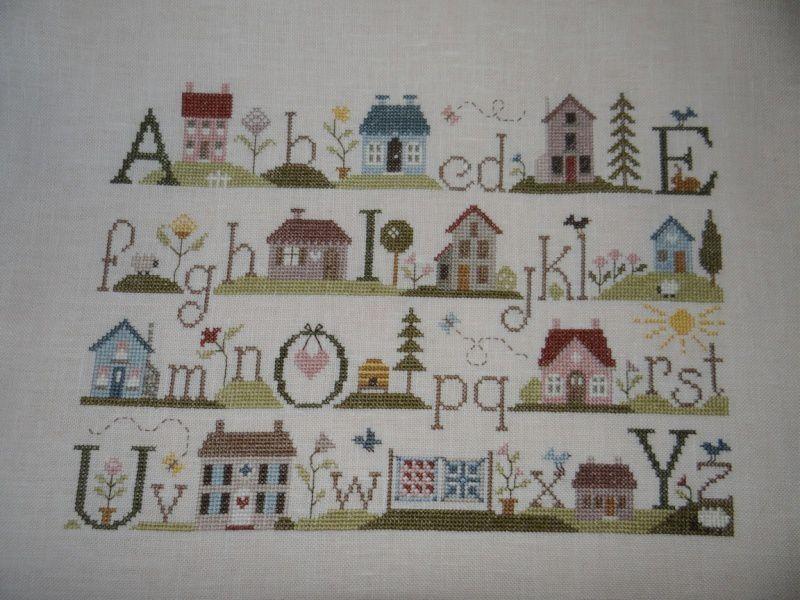 ABC des maisons (fin)