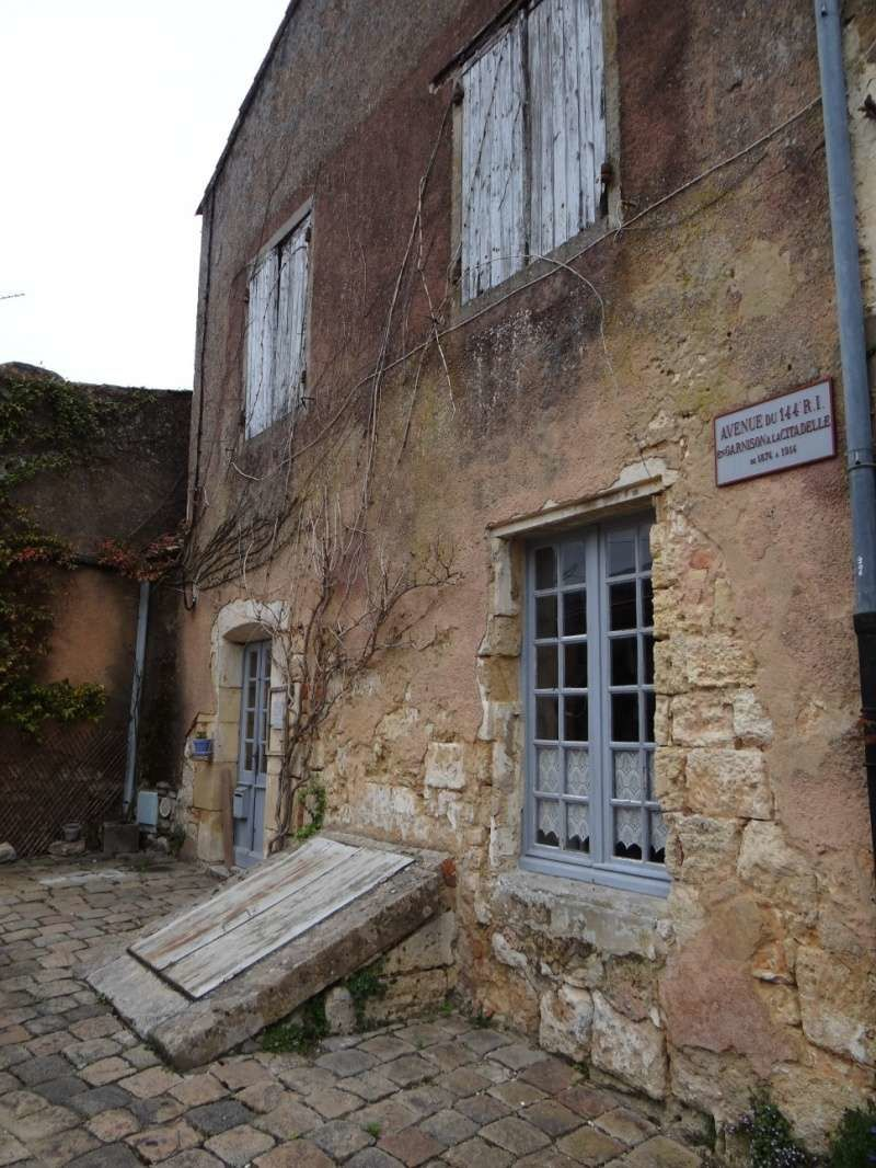 Blaye, la citadelle de Vauban