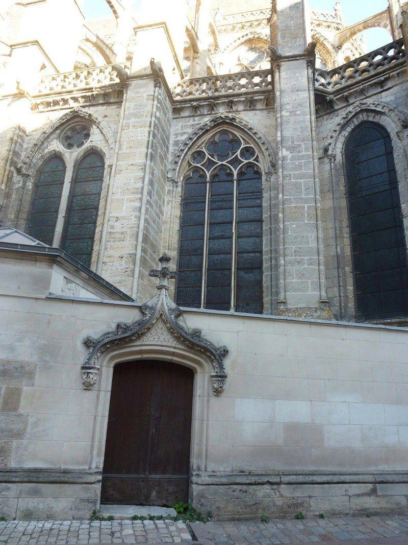 Tours / cathédrale.