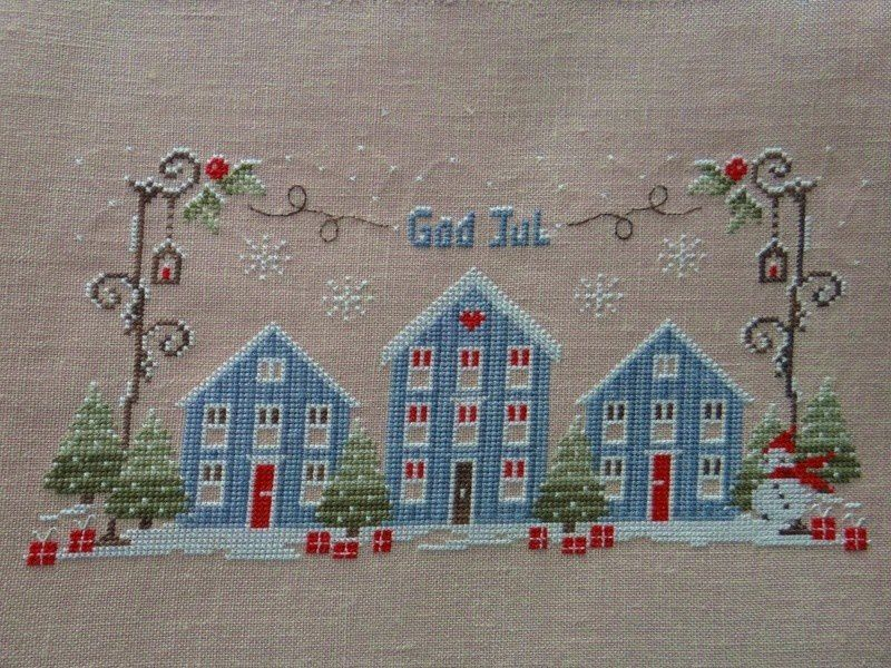 God Jul (brodons Noël)