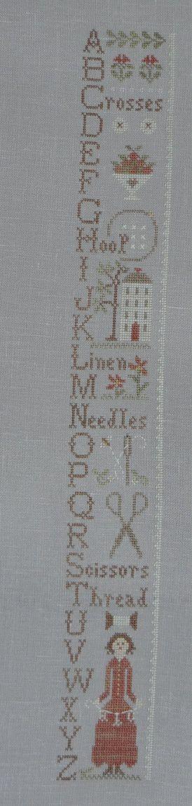 Needlework ABC's