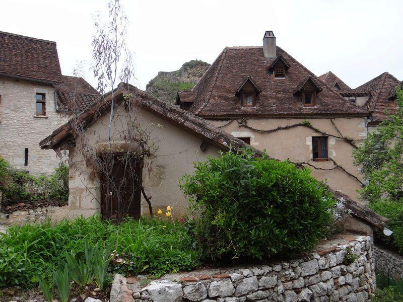 Saint Cirq Lapopie et Cahors