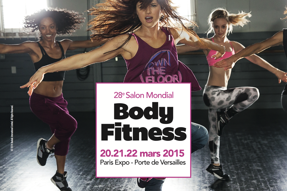 Salon du fitness porte de versailles paris 20 03 2015 for Salon zen porte de versailles 2015