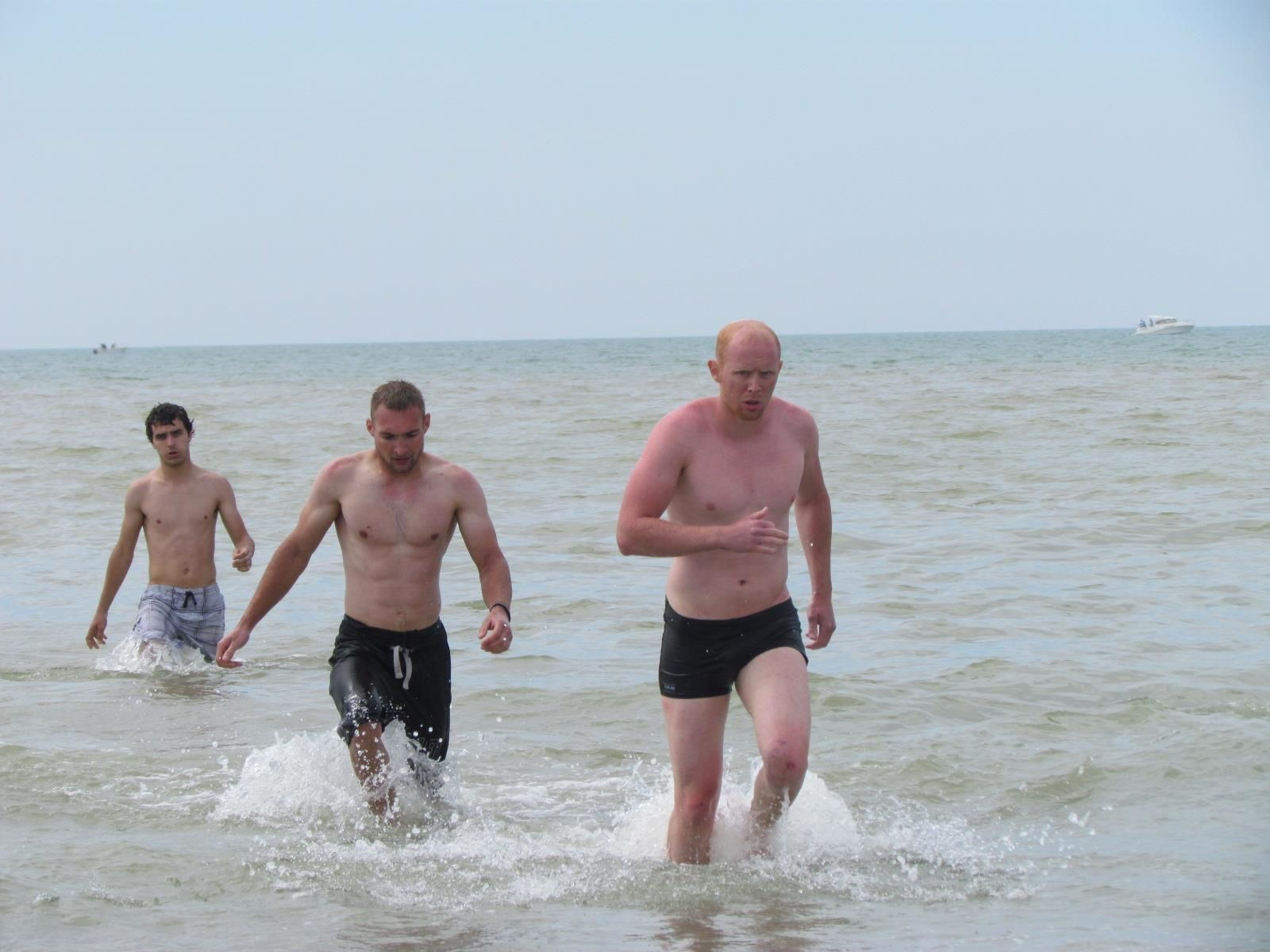 BootCamp Plage Fort-Mahon Août 2015