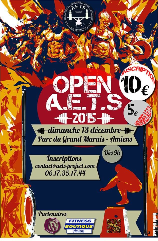 OPEN AETS 2015