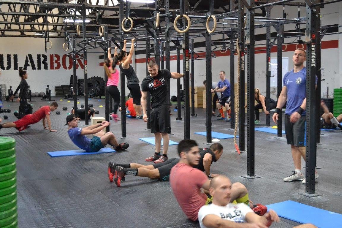 Reebok CrossFit Invitational 2015