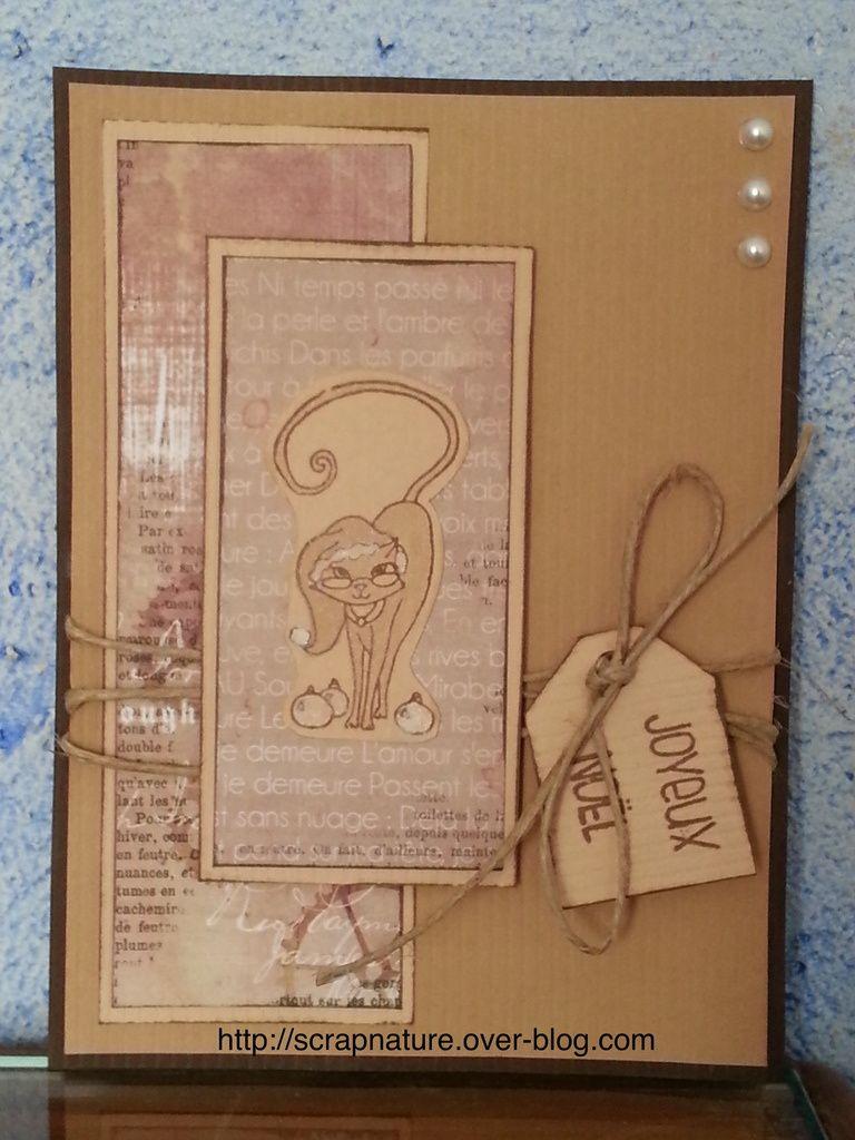 Carton Noël n°15