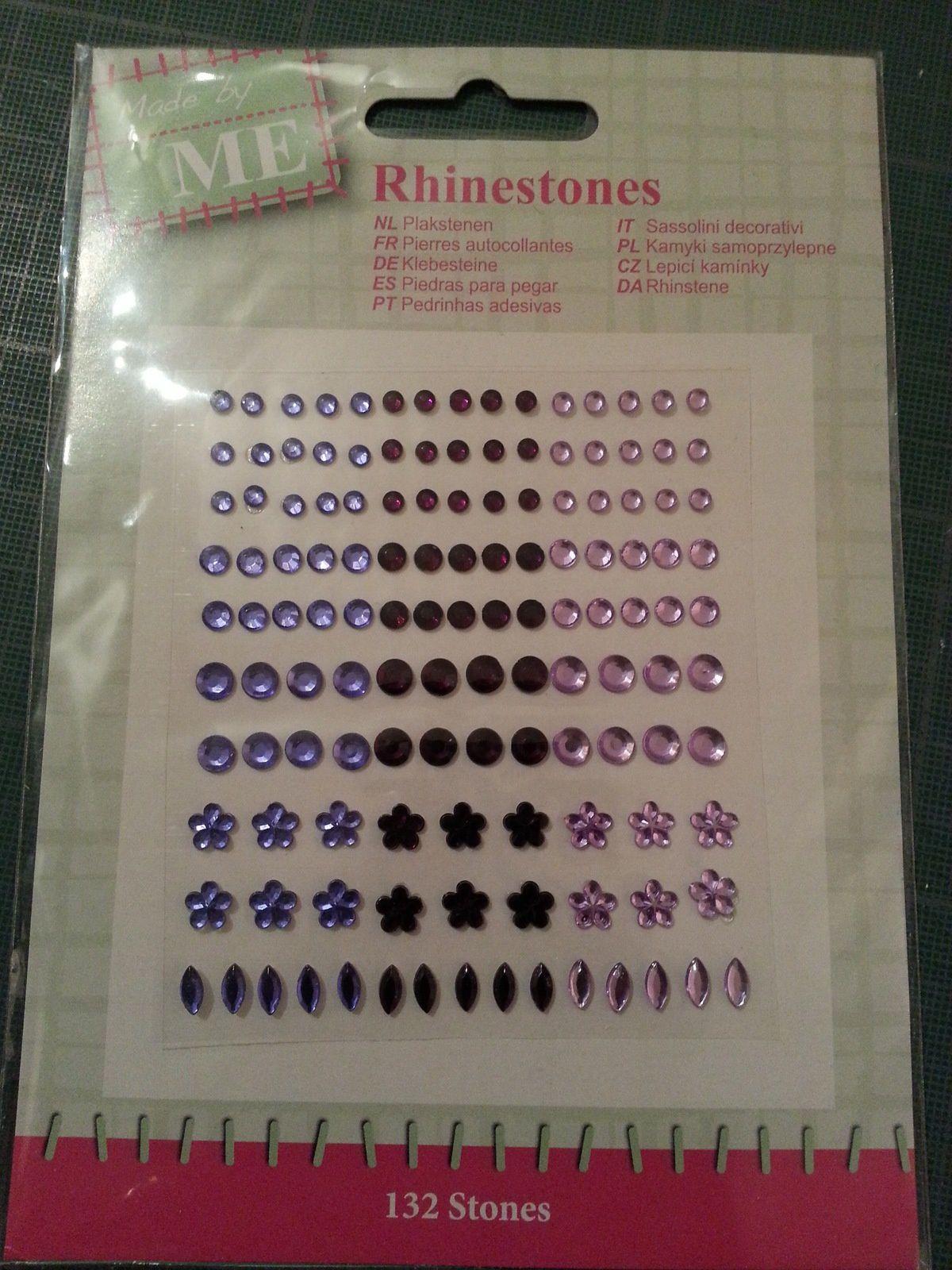 Case n°24: des perles de pluies dégradés de mauve &#x3B;)