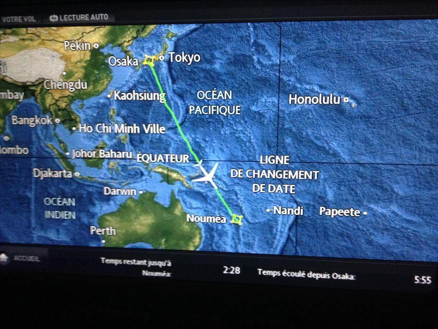 Voyage au bout du monde ~ Destination Nouvelle Calédonie !