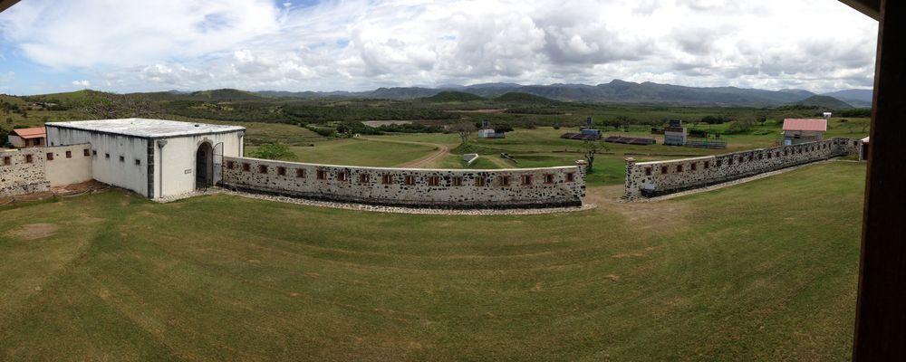 Fort de Teremba ~ Nouvelle calédonie