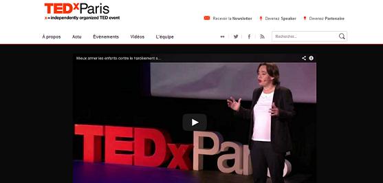 TEDxParis ~ Connaissances partagées