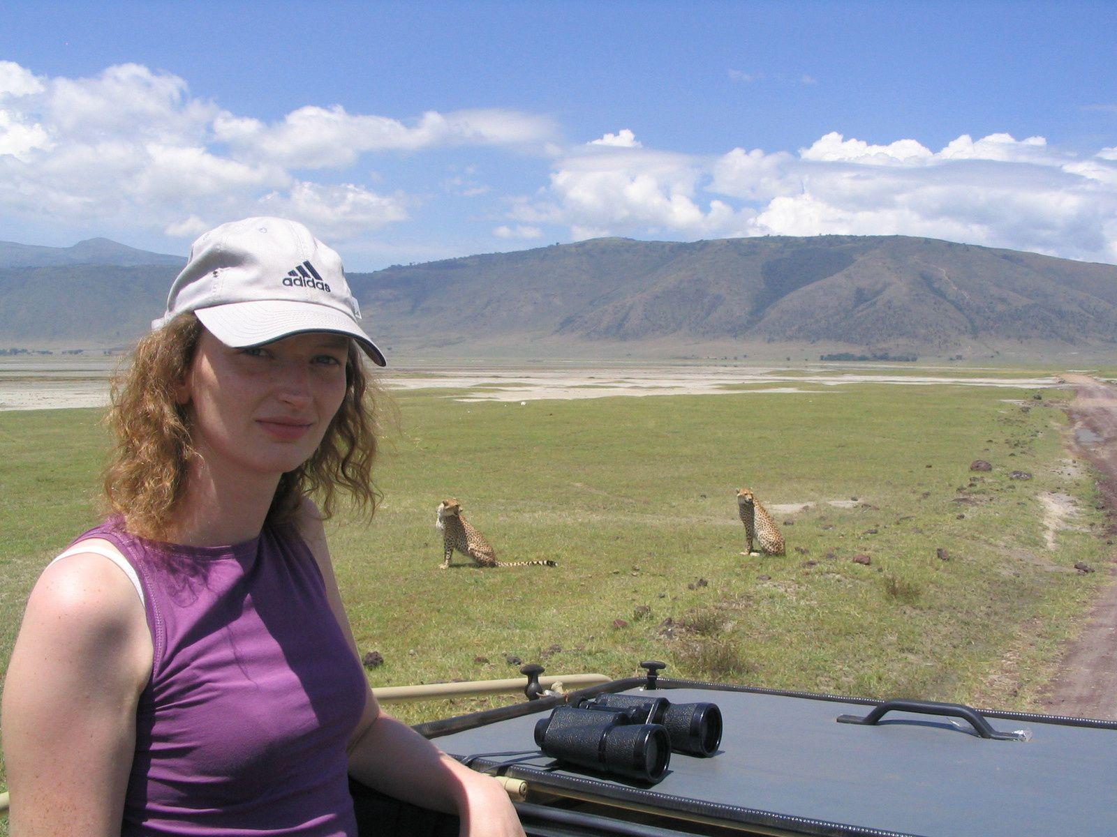 Safari dans le cratère du Ngorongoro - Tanzanie