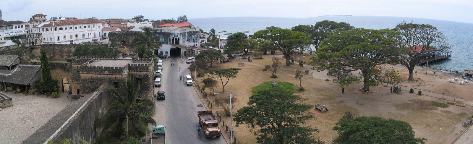 Photos panoramiques - Zanzibar