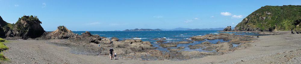 Pointe de la presqu'île de Russell