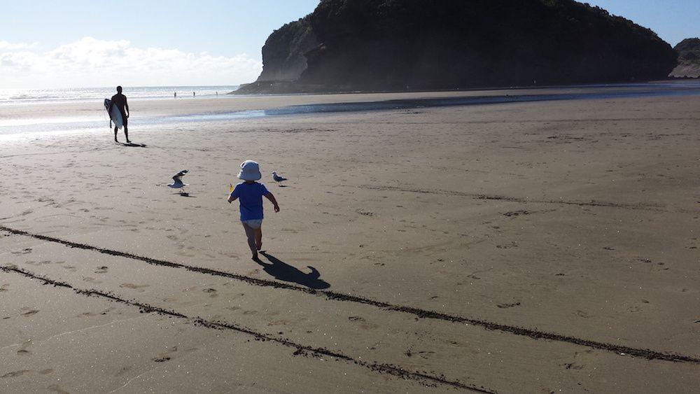 Jour 10 - Te Hanga - Bethells Beach