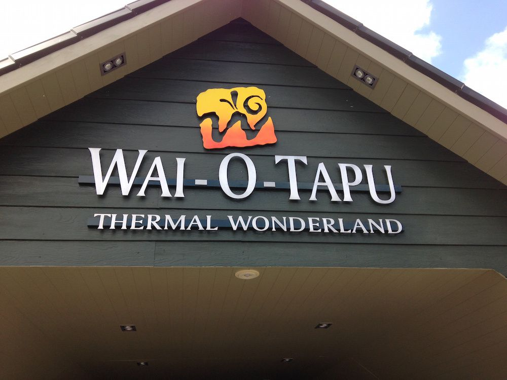 Jour 17 - Une journée magique à Wai O Tapu