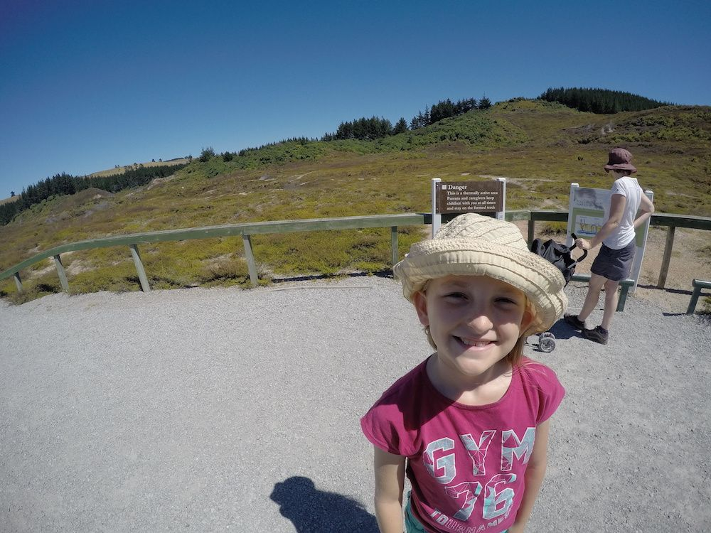 Craters of the moon - Taupo