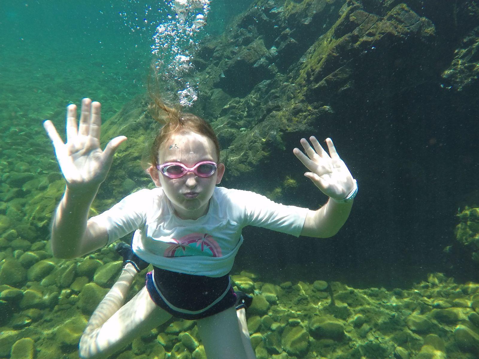 Randonnée à la rivière de Dumbéa ~ Nouvelle Calédonie